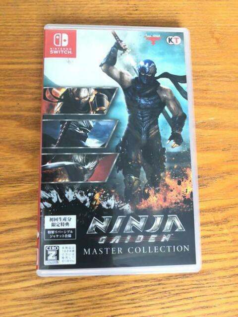Nintendo Switch NINJA GAIDEN Master Collection Koei Tecmo Japan