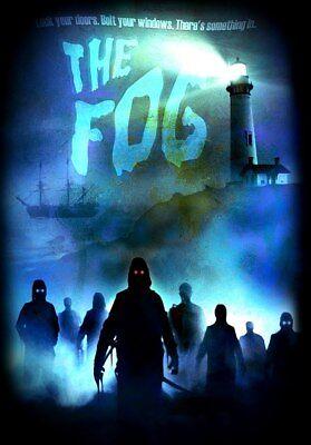 Men/'s Ladies T SHIRT retro cult FILM MOVIE horror The Fog 80s ghost killer 1