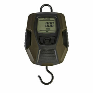 Avid-Carp-Digital-Scales-With-Case-amp-Battery-NEW