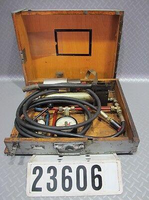 Comprar Barato Lukas 84032/80 Hydraulikpumpe Handhebelpumpe Mit Ventil #23606 Completo En Especificaciones