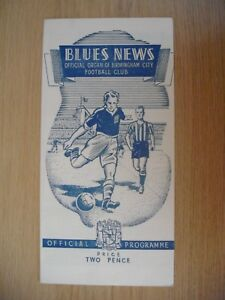 BIRMINGHAM-CITY-v-SHEFFIELD-UNITED-27th-Nov-1948
