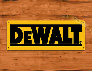"TIN SIGN /""Heavy Duty/"" Milwaukee Tools Tire Garage Rustic Wall Decor"