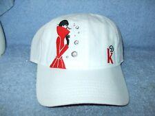 3907f69469a Coca Cola Atlanta Georgia Visor Pop Soda Coke Beige Velcro Drink Hat ...