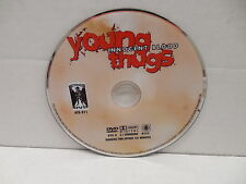 Young Thugs Innocent Blood DVD Movie NO CASE High School Boy Gangs