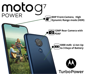 New-Moto-G7-Power-32GB-GSM-UNLOCKED-WORLDWIDE-AT-amp-T-T-Mobile-Cricket