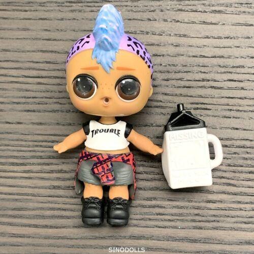 Punk Boi Boy LOL Surprise Dolls Series 3 Authentic toy body as pic L.O.L