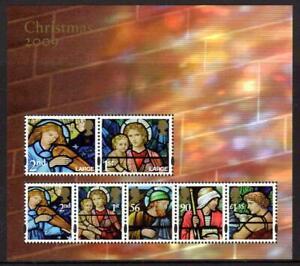 2009 GB CHRISTMAS Miniature Sheet MS2998 MNH Unmounted Mint Minisheet UMM