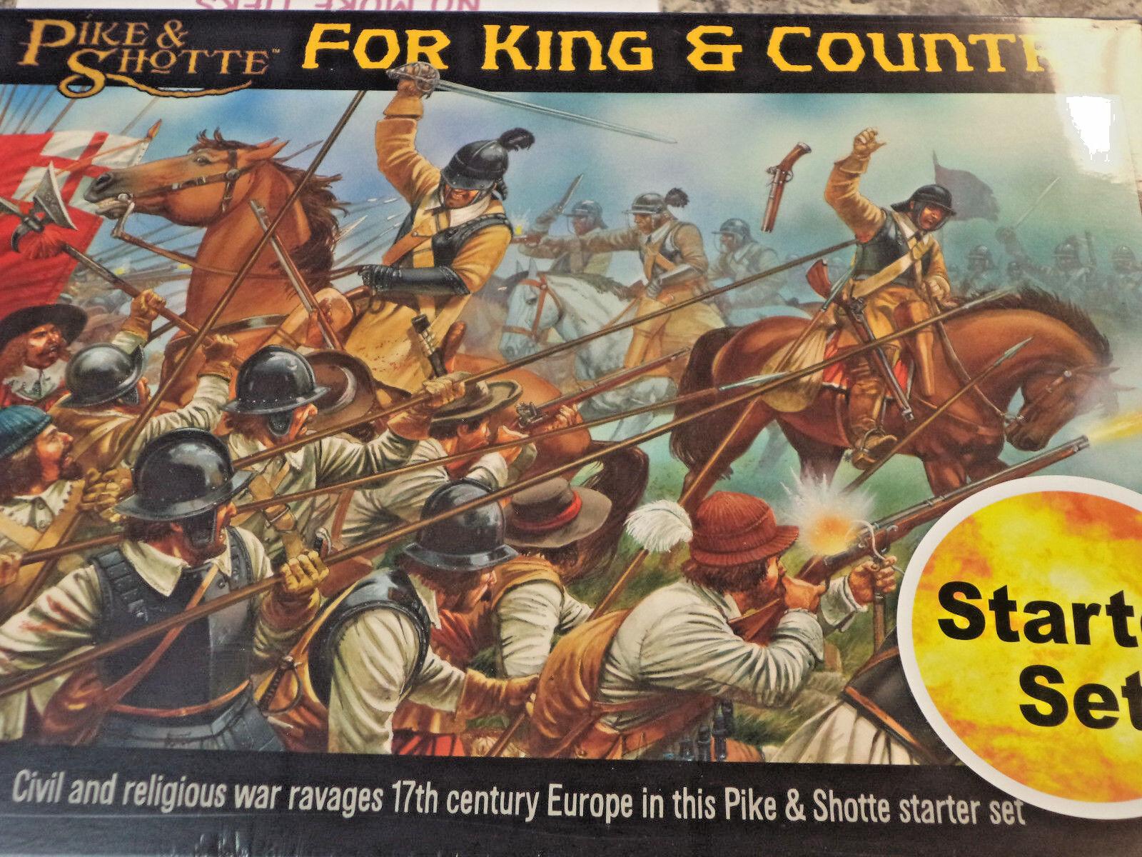 Para King & Country Lucio y Shotte Starter Set Juego De Guerra Señor de la guerra  nuevo