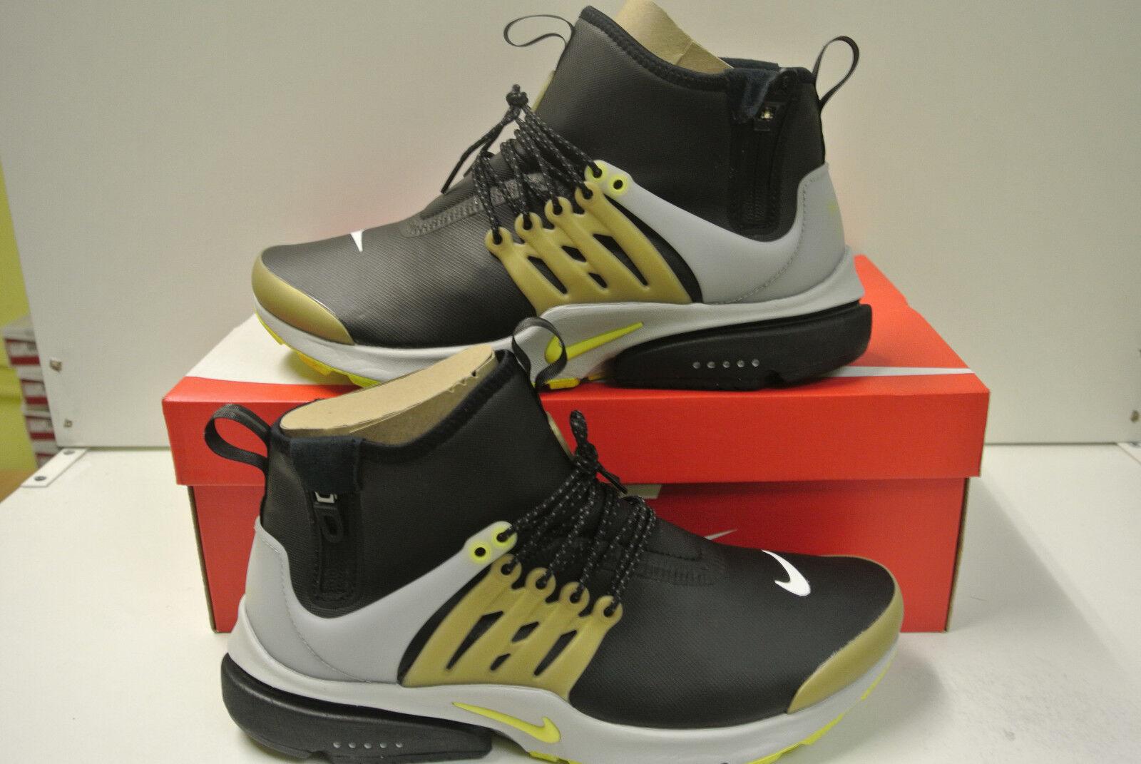 Nike Taille Air Presto Mi Utility Taille Nike au Choix Neuf et Emballage D'Origine 859524 606630