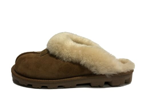 UGG Coquette Womens Slipper Chestnut US8 M