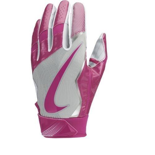 fe164b82058 Nike Vapor Jet 4 Receiver Gloves MAGNAGRIP BCA Pink Gf0559 616 Men s XXL for  sale online