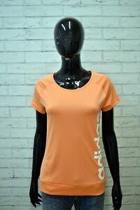 Maglia-Donna-ADIDAS-Taglia-M-14-15-Anni-Maglietta-Shirt-Woman-Polo-Manica-Corta