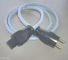 Supra Cables LoRad MKII CS EU  Netzkabel 3x2,5 mm² 10 Amp geschirmt 2 m