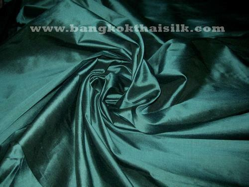 """CARIBBEAN BLUE 100/% PURE SILK SHINY FABRIC BRIDESMAID PAGEANT DRESS 40/""""W BTY"""