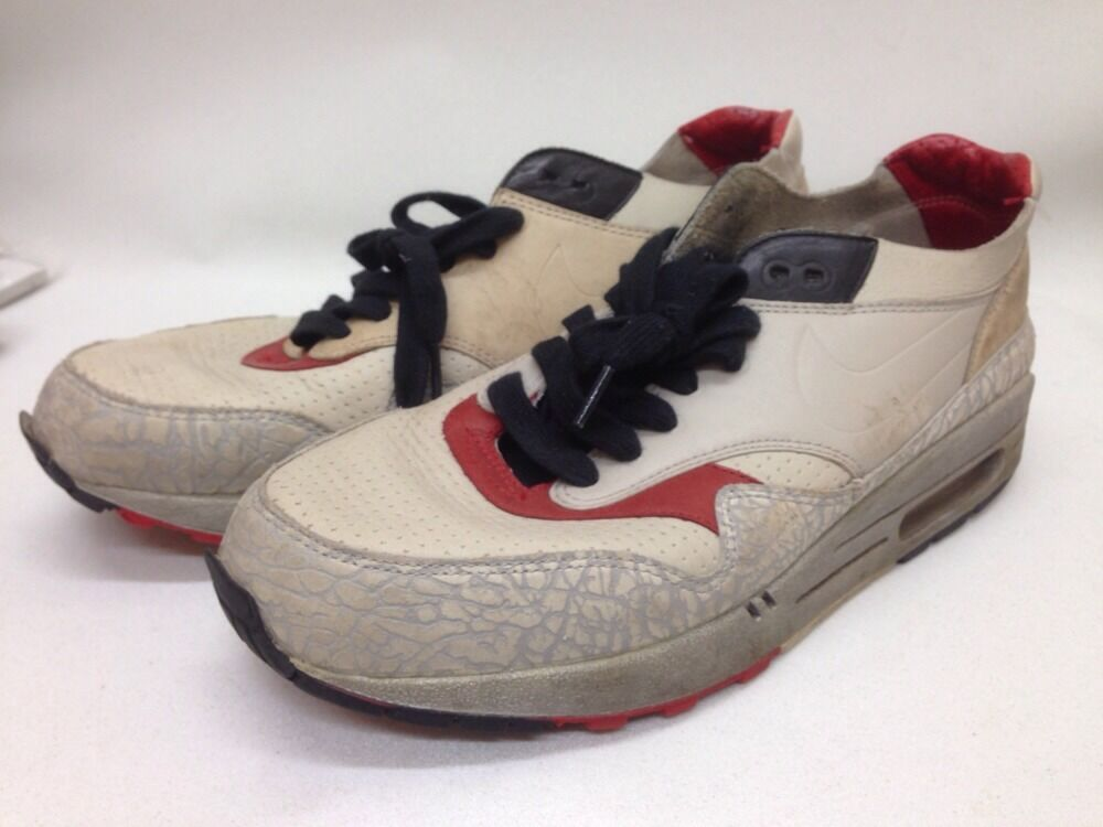 Nike Air Max 1 NL Tan Men's Size 10 No Liner Worn