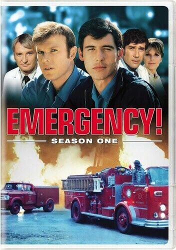 Emergency! (1972): Season 1 (Kevin Tighe) (First Season) (4 Disc) DVD NEW