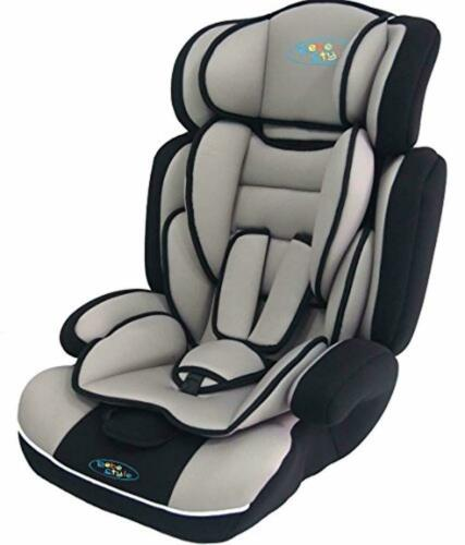 Bebe Style Convertiblle 1//2//3 Combination Car Seat and Booster Seat Grey