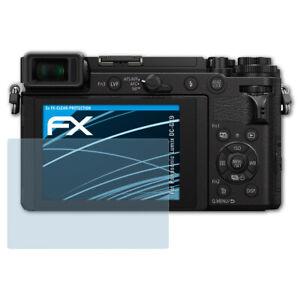 atFoliX-3x-Screen-Protector-for-Panasonic-Lumix-DC-GX9-clear
