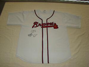 reputable site e0bd3 7471d Greg Maddux John Smoltz Tom Glavine Signed Atlanta Braves ...
