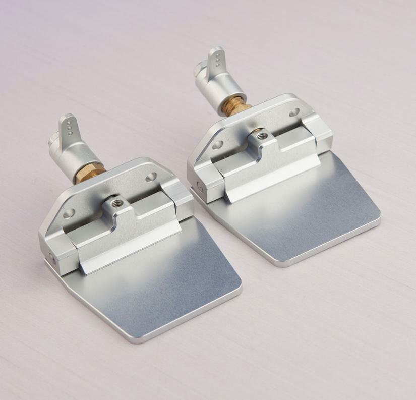 TFL Model Boat 50MM Controllable Metal Trim Tab For High Speed Ship Electric DIY