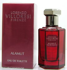 Lorenzo Villoresi Firenze Alamut 50 ml EDT Spray Neu OVP