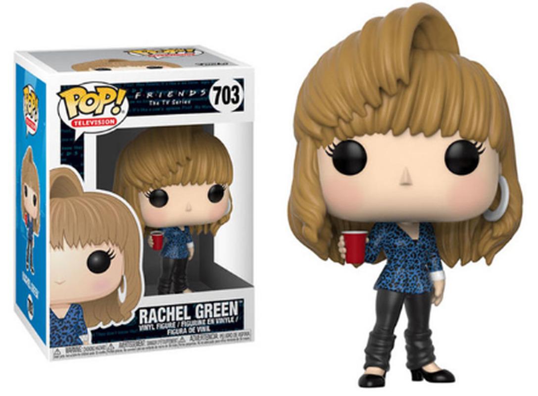 Funko Pop Rachel Green 703 - Friends - FIGURINE VINYLE
