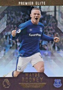 Wayne-Rooney-Edition-2017-18-Topps-Premier-League-or-Football-Premier-Elite