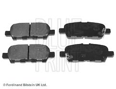 Fits Honda HR-V GH 1.6 16V 4WD Genuine Allied Nippon Front Brake Pads Set