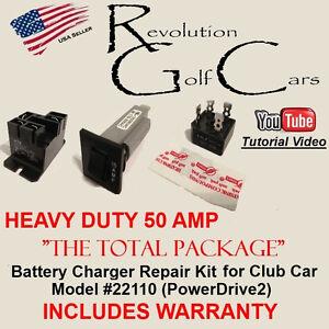 battery charger model 22110 club car 48v wiring diagram hd battery charger repair / rebuild kit / powerdrive2 ... club car 48v wiring diagram brakelights