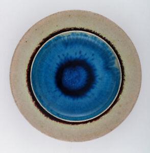 Kähler, Denmark, glazed stoneware dish 1960 s. Designed by Nils Kähler.