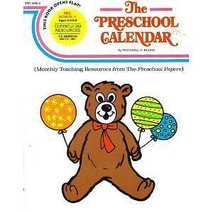 The Preschool Calendar: Monthly Teaching Resources