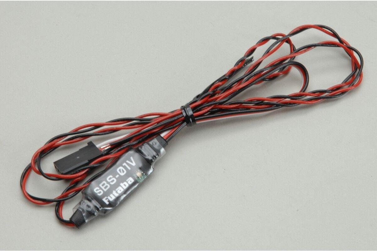 Futaba detector de voltaje sbs01v ripmax Futaba p-sbs 01v