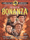 The Best of Bonanza - 4 Episodes (DVD, 2003, Collectors Edition)