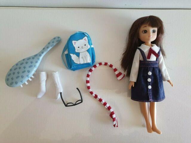 LOTTIE Doll - School Days with Genuine Clothing