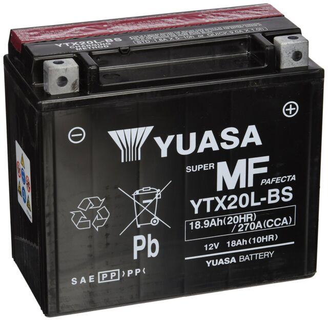 Batería Yuasa YTX20L-BS