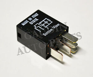Image Is Loading Ford Oem Horn Relay F5tz14n089b