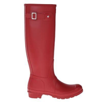Hunter Original Tall Red Womens Boots