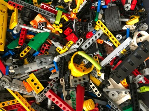 1 POUND Assorted Lego Technic Pieces
