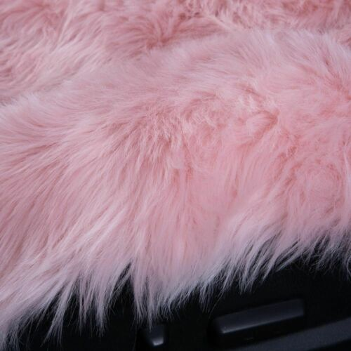 1 Piece Long Faux Fur Car Seat Covers Universal Artificial Plush Car Seat Cover