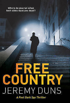 """""""VERY GOOD"""" Duns, Jeremy, Free Country, Book"""