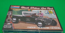 Black Widow Hot Rod 1:24 scale Monogram Model Kit Hobby Time Model Shop