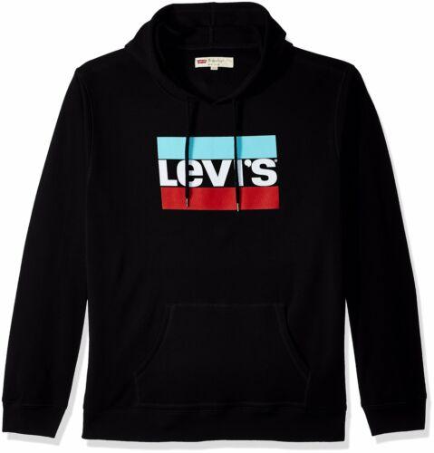 Levi/'s Men/'s Classic Hoodie Bright White//Box tab Choose SZ//color