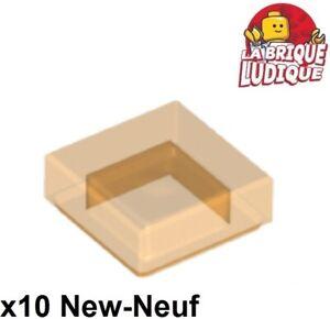 LEGO x 40 Dark Blue Tile 1 x 1 with Groove NEW bulk 3070b