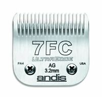 Andis 64121 Size-7fc Ultra Edge Detachable Blade , New, Free Shipping