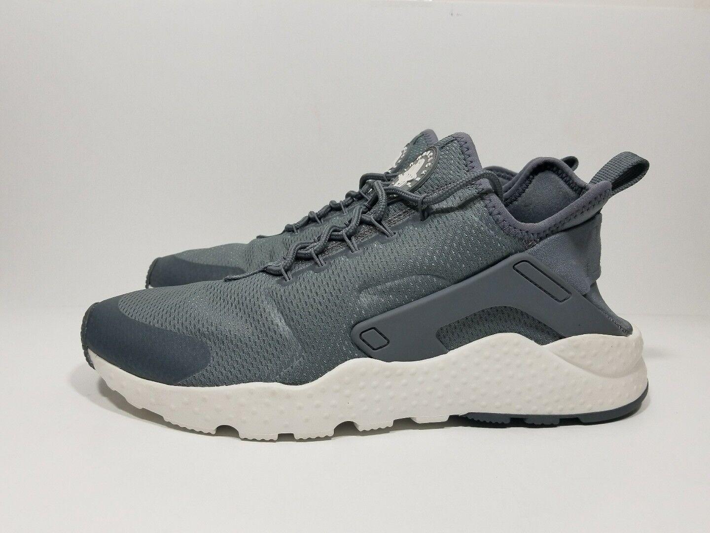 Nike Air Huarache Run Ultra Womens Training Running Cross Training Womens Shoes Grey Size 10 fbda2c