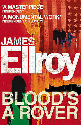 1 of 1 - Blood's A Rover-James Ellroy, 9780099537793
