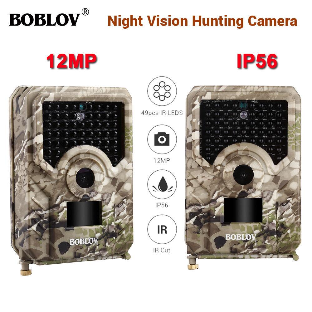 2 paquete de caza Cámara Trail 1080P 49 49 49 un. IR LED 120 ° de ángulo de cámara impermeable Ciervo 397bd8