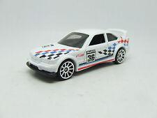BMW E36 M3 RACE CAR WHITE  HOT WHEELS MINT NEW