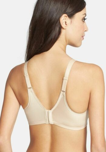 Wacoal 855192 Basic Beauty Underwire Bra Size 42 D