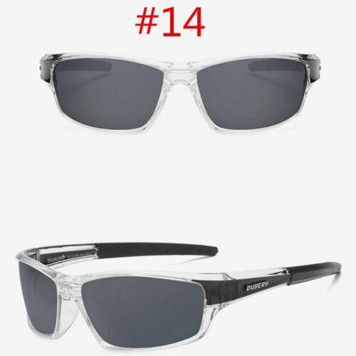 DUBERY Men/'s Sunglasses Outdoor Sports SunGlasses For Women//Men